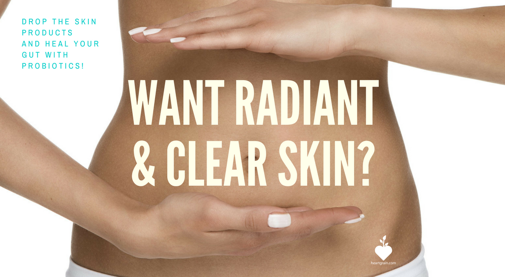 Improve your skin. Get rid of acne or other issues. Clear skin begins in the gut! Get your holistic gut-skin program guided by the best Naturopaths online!