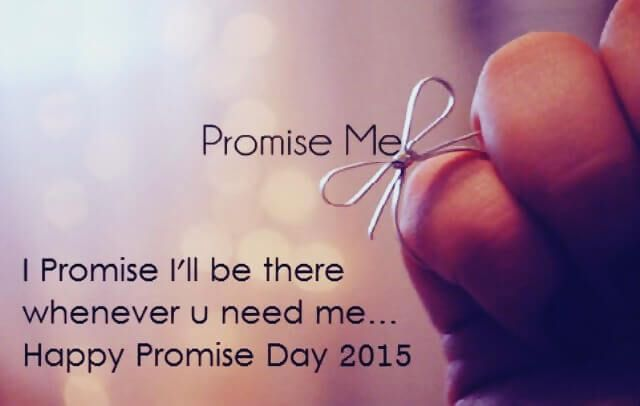 Promise Day Status For Whatsapp Promise Day Quotes For Boyfriend