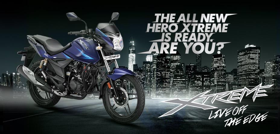 Hero Xtreme 2014 Sports A All New 150cc Engine With Improved