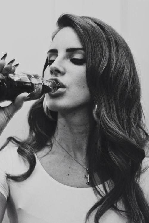 Lana del Rey #hairbands Lana del Rey #lanadelreyaesthetic