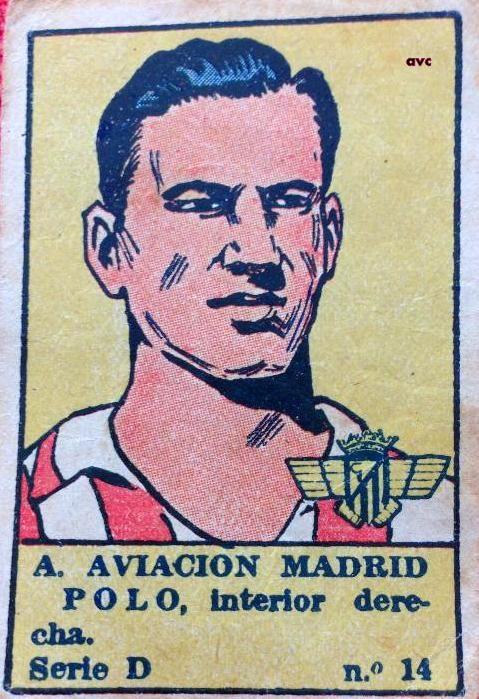 POLO (A. Aviación - 1941) Ed. Bruguera
