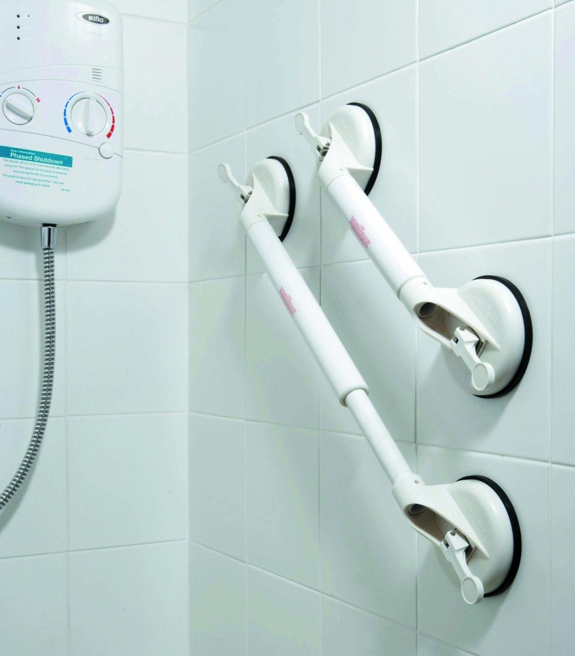 Bathroom Grab Bars Suction Cup  Bathroom Design 20172018 Best Bathroom Safety Bars Review