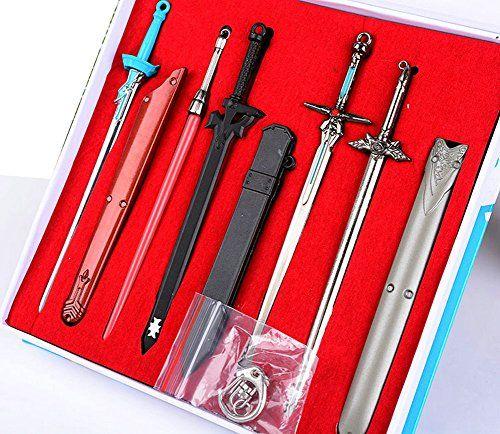 LAIE Sword Art Online Kirito Elucidator Replica Sword Larp Foam Overall BOX LAIE http://www.amazon.co.uk/dp/B00RIR2Y9S/ref=cm_sw_r_pi_dp_9suewb174YCSN