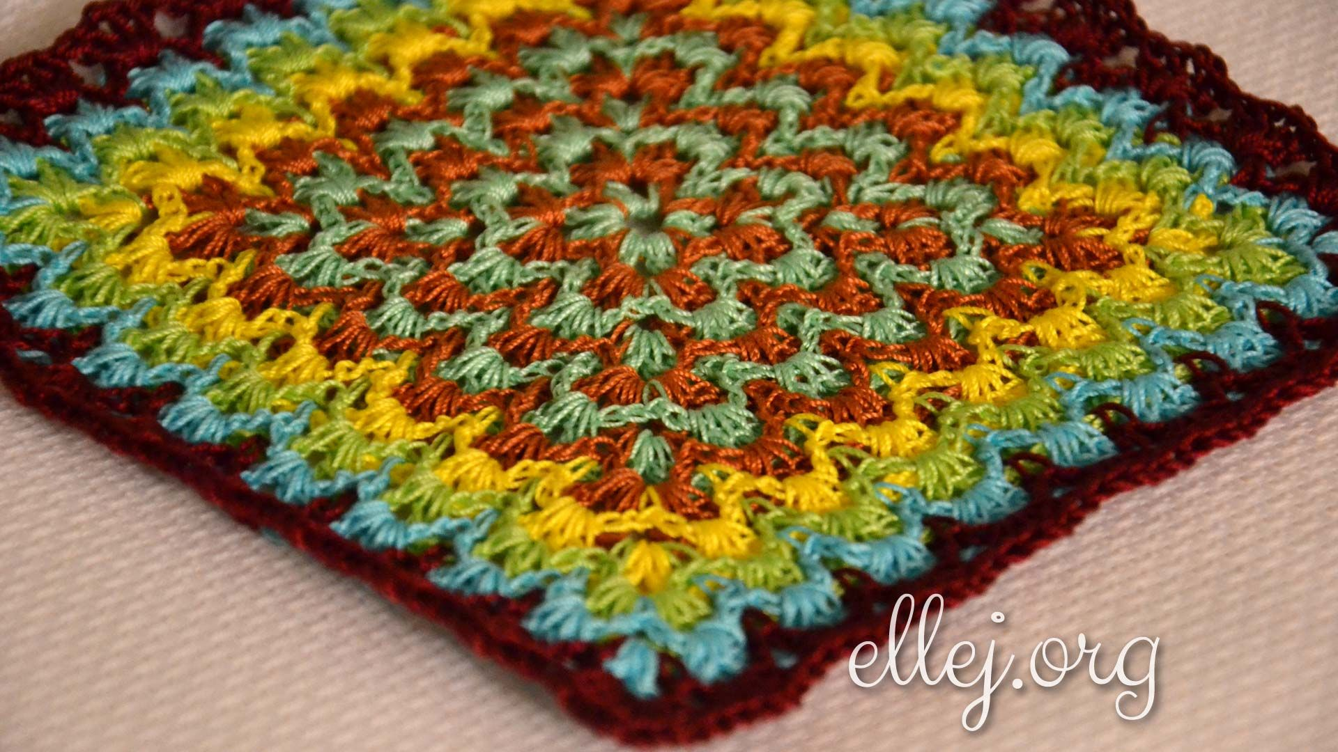 Вязание в технике Барджелло | crochet | Pinterest