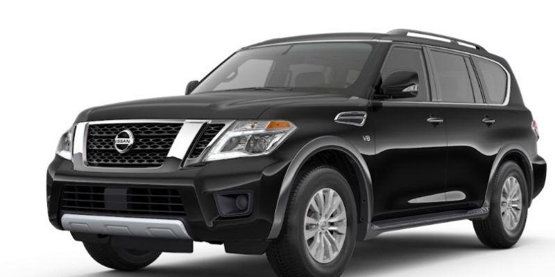 2020 Nissan Armada Specs Redesign Interior Release Date Nissan Armada Nissan Armada