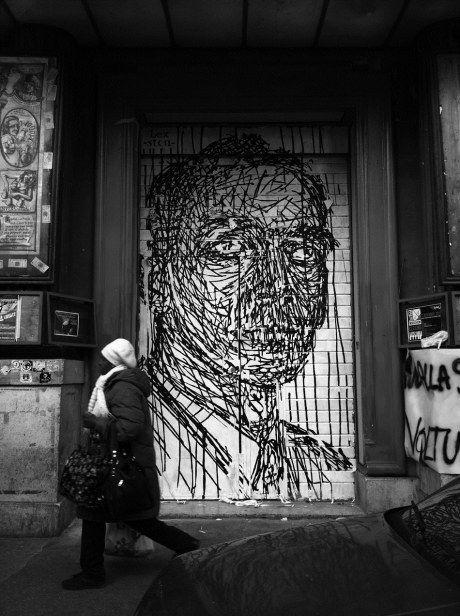 Stencil Street Art: Sten & Lex in Rome on www.urbanartcore.eu