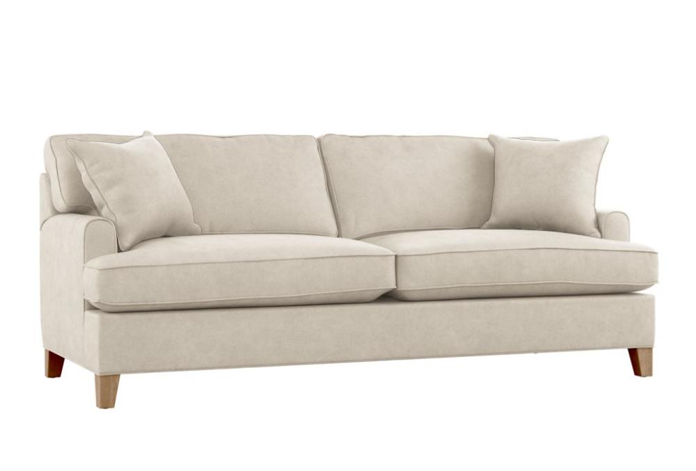 Emerson Ii Sofa Sofa Living Spaces Denim Sofa
