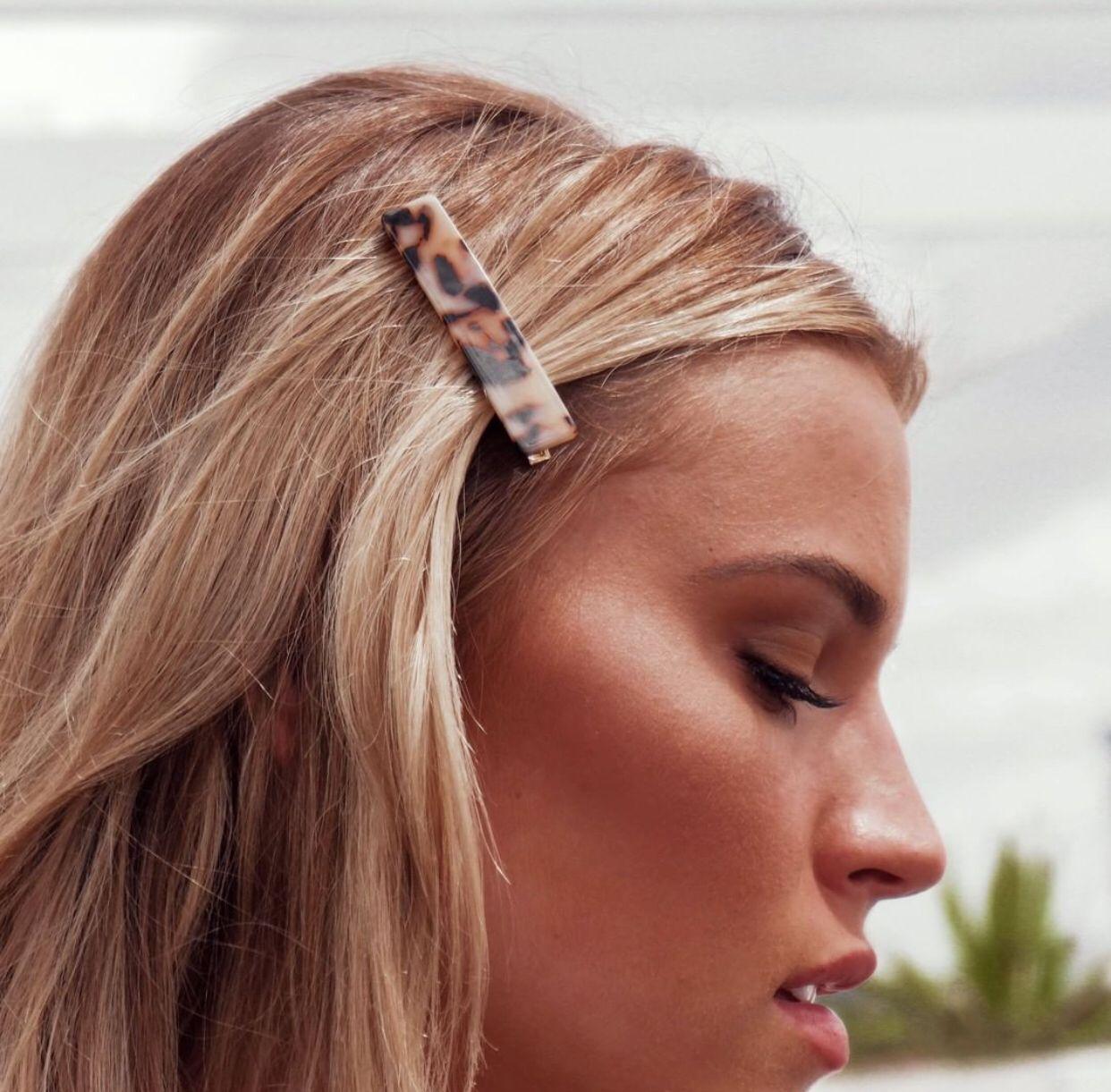 Tort Hair Clip Soho Style Fashion Boutique Ladies Boutique