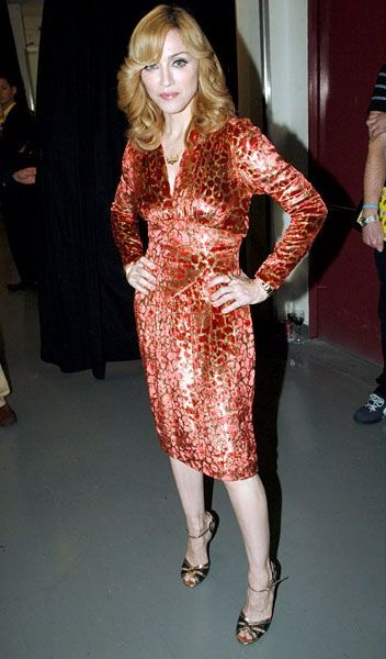 Madonna's Fashion Evolution: Her Most Iconic Looks