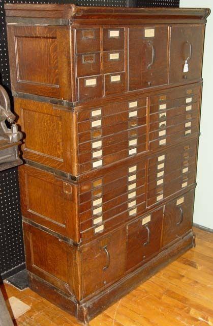Museum selling US POST OFFICE MODULAR STORAGE