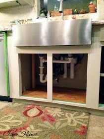 Clover House: Installing A Farmhouse Sink