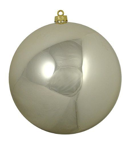 4 Christmas Ball Ornaments - 6'' by Gordon Companies, Inc. $22.50. Brand Name: Gordon Companies, Inc Mfg#: 30709119. Picture may wrongfully represent. Please read title and description thoroughly.. Please refer to SKU# ATR25774025 when you inquire.. Shipping Weight: 0.50 lbs. This product may be prohibited inbound shipment to your destination.. Christmas ball ornament/champagne/shiny/commercial quality/shatterproof/inside and outside use/UV resistant/6'' dia. 150mm/mad...