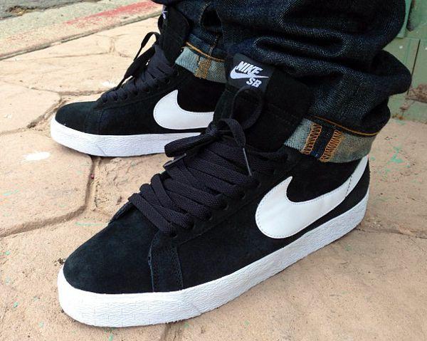 save off 0fc86 e86f2 nike-blazer-low-sb-black-jerseyjoe908 | SneakerHead ©️ in ...