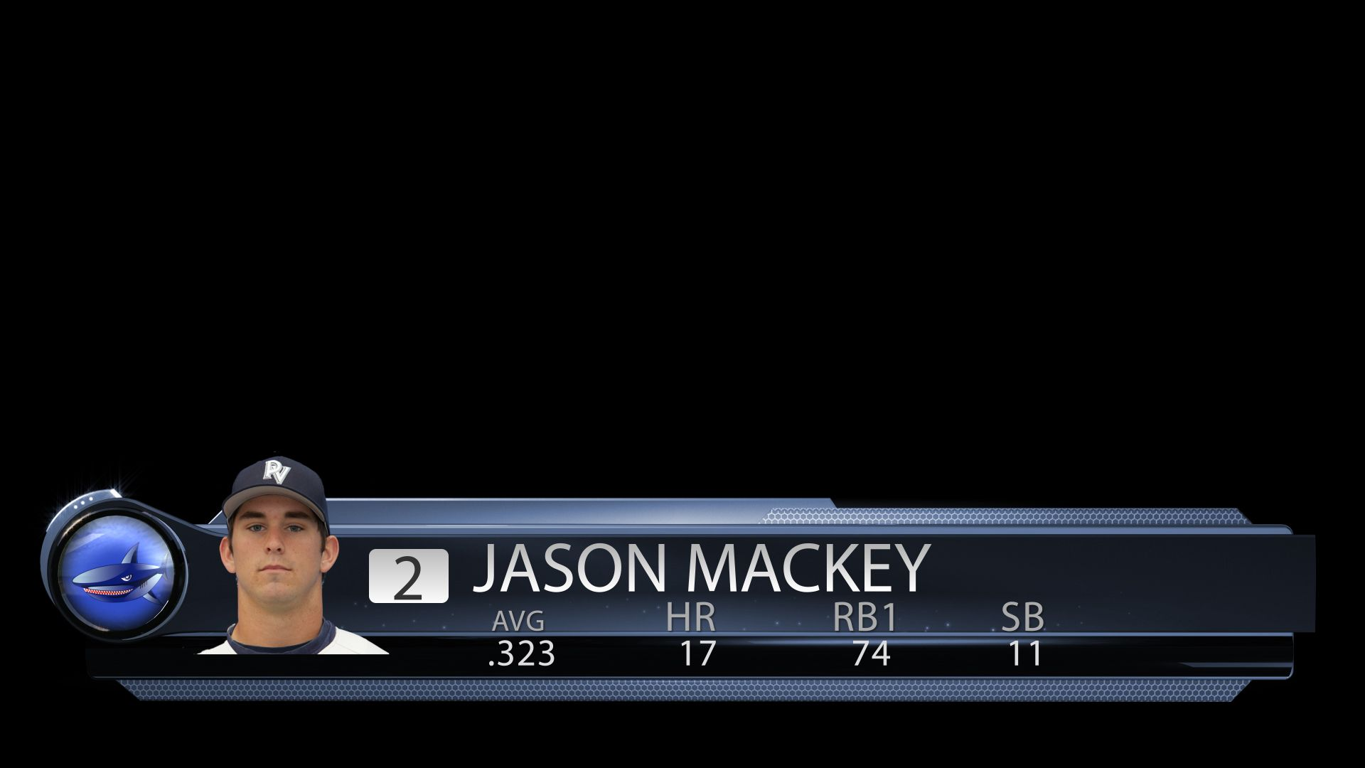 Baseball graphics broadway shows broadcast graphic
