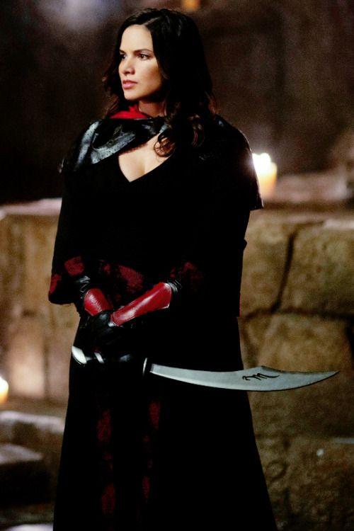 Nyssa al Ghul in Arrow 4x3