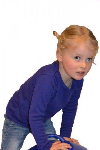 Ik heb iets leuks ontdekt! kids shirt lange mouw bij Bella Bambini in stad.nl. Echt de moeite waard.