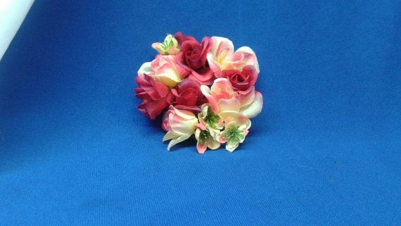 Hey, I found this really awesome Etsy listing at https://www.etsy.com/listing/240059385/floral-grapevine-wreath-magnet-rose
