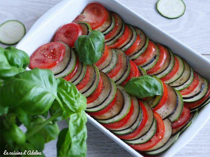 tian de légumes recette rapide et facile