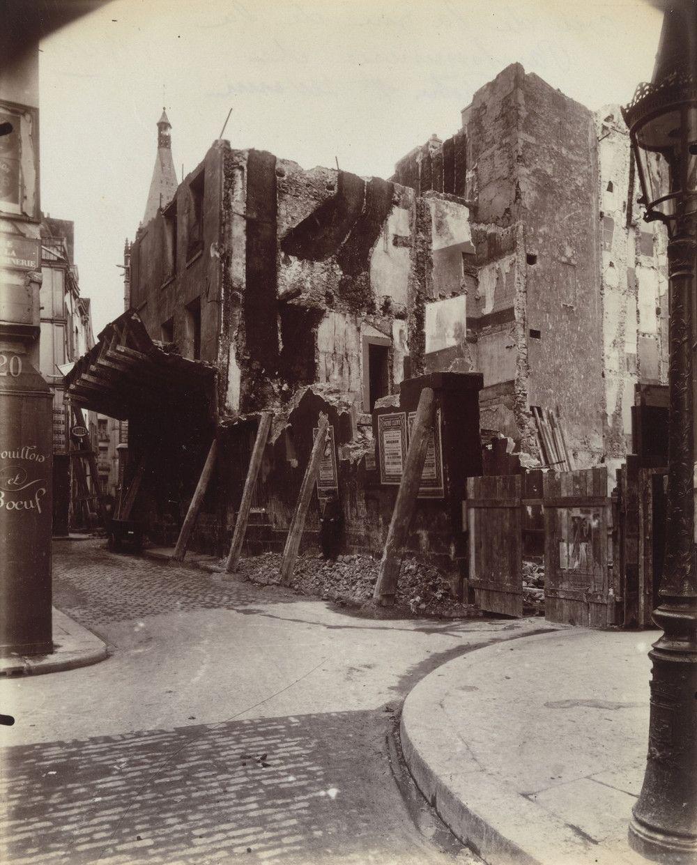 Старый Париж в фотографиях Эжена Атже | Старый париж ...