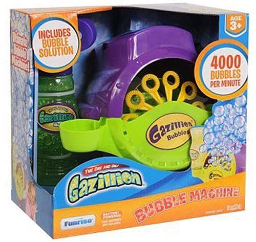 #Gazillion #Bubble #Machine   yet, another disappointment   http://amzn.to/HAcRxa