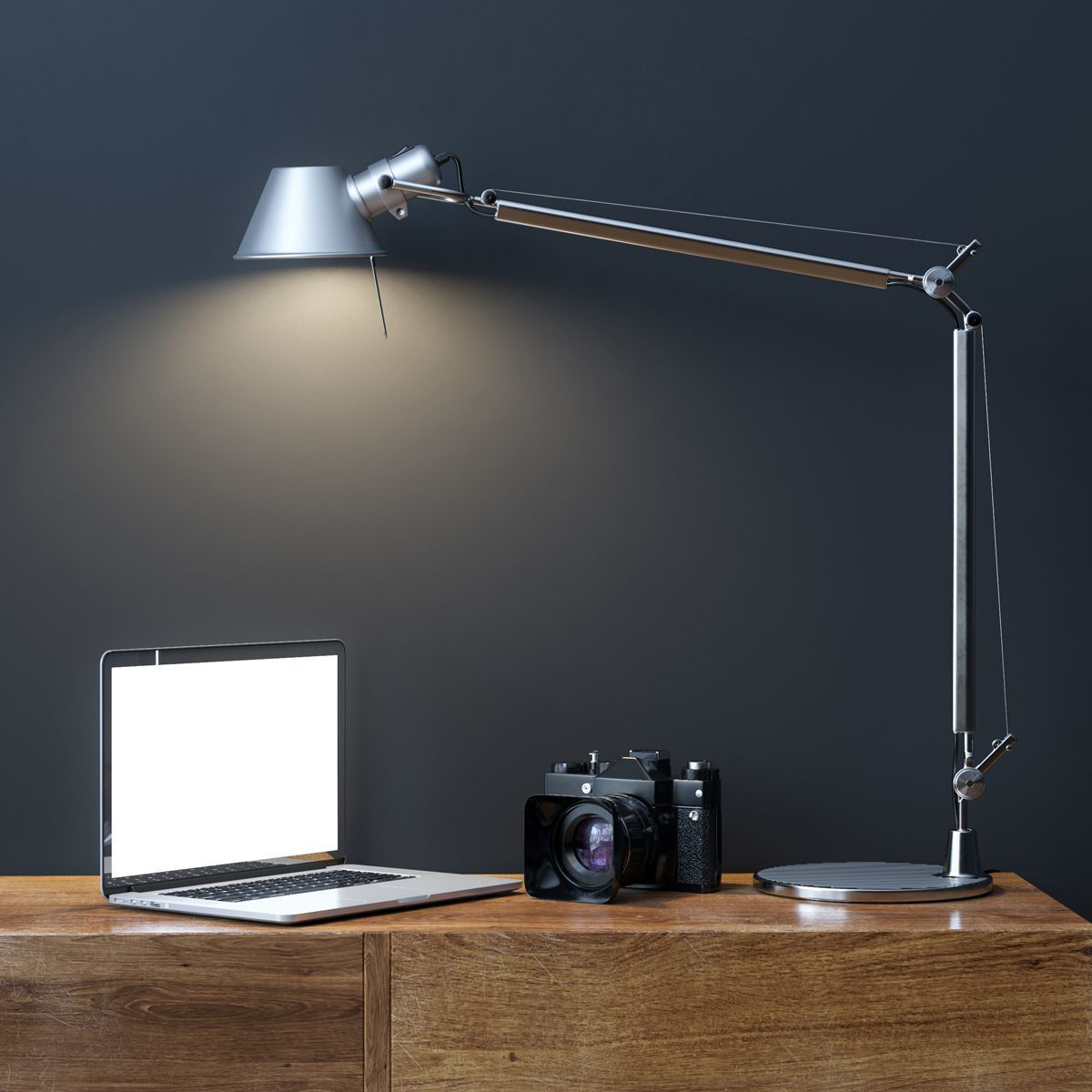 Tolomeo Desk Lamp Design Within Reach In 2020 Desk Lamp Modern Desk Lamp Lamp