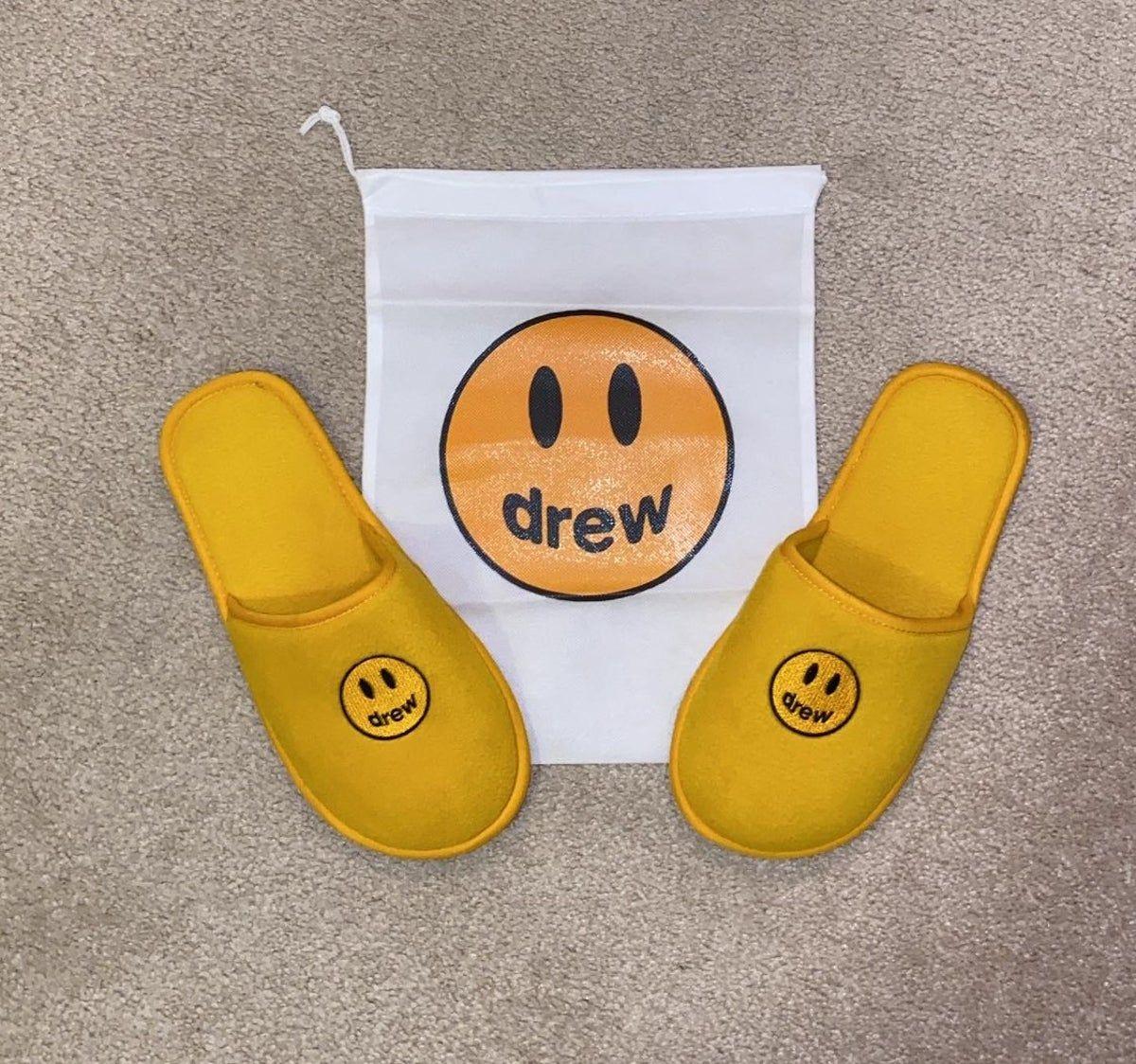 Drew House Slippers Justin Bieber