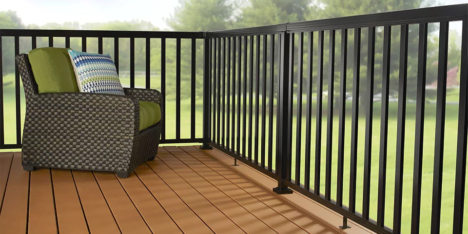 Find The Right Outdoor Balustrade System For Your Garden
