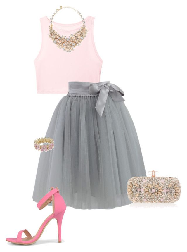 7875523fdbbfda Untitled  289 by biancateicu on Polyvore featuring polyvore fashion style  Victoria s Secret Chicwish Brinley Co Marchesa Kate Spade Carolee clothing