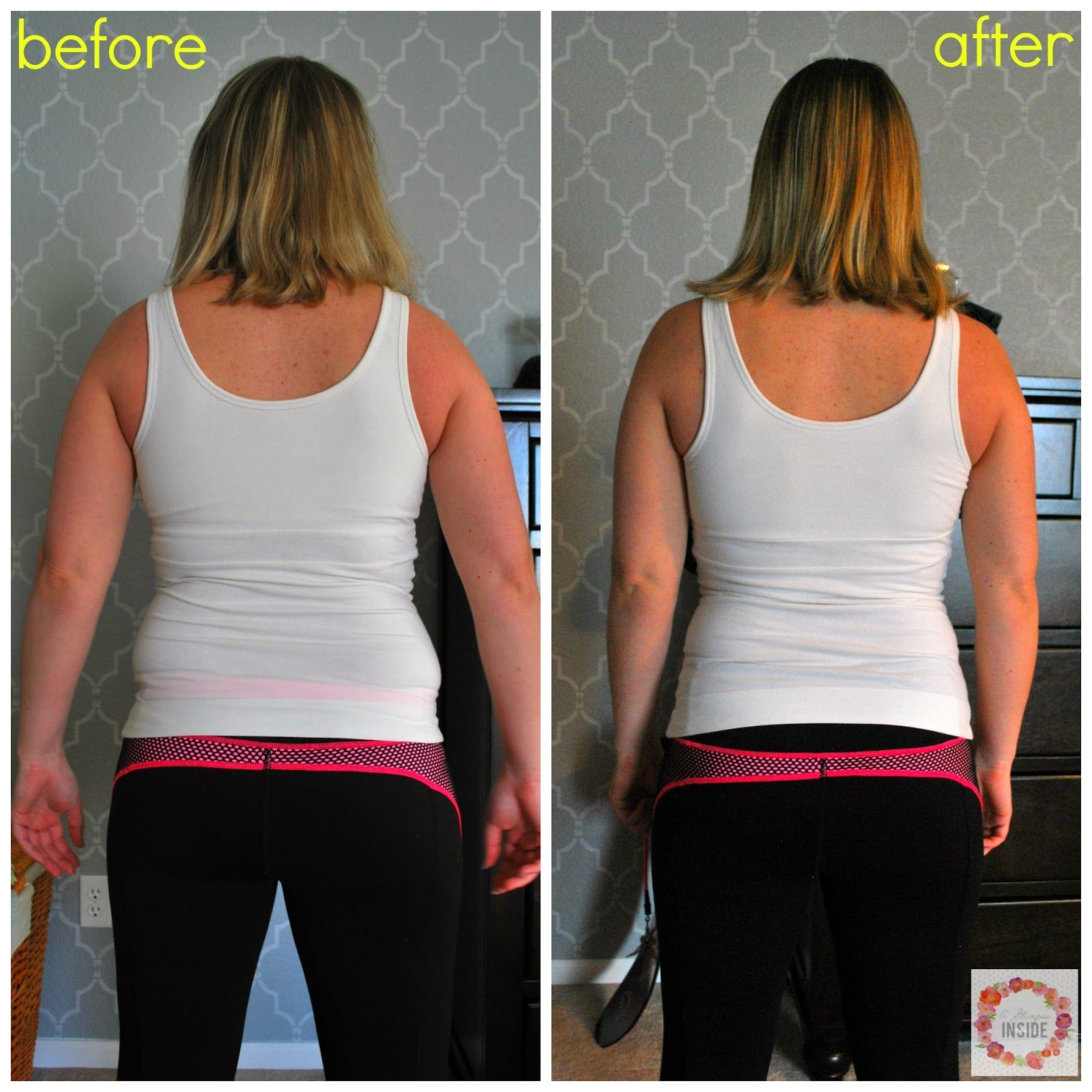 My Whole 30 Adventure Week 4 Plus My Before Amp After Pics
