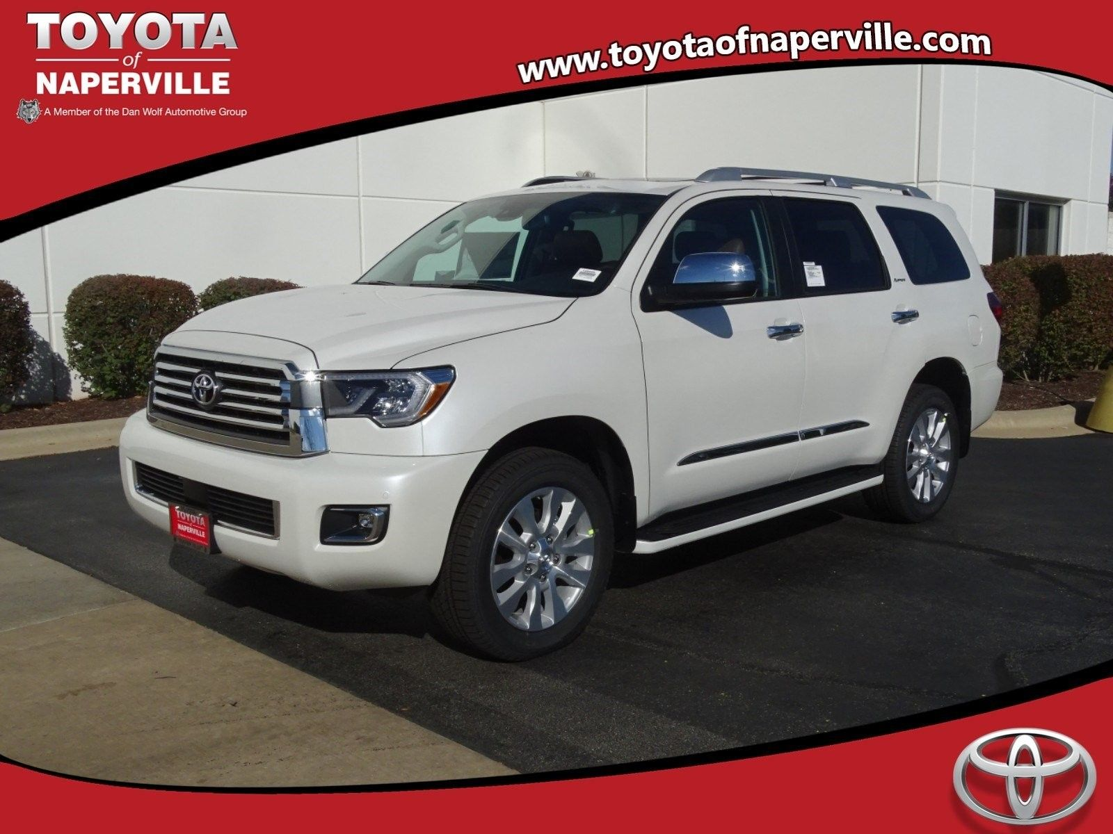 2019 Toyota Sequoia Platinum Interior, Exterior and Review