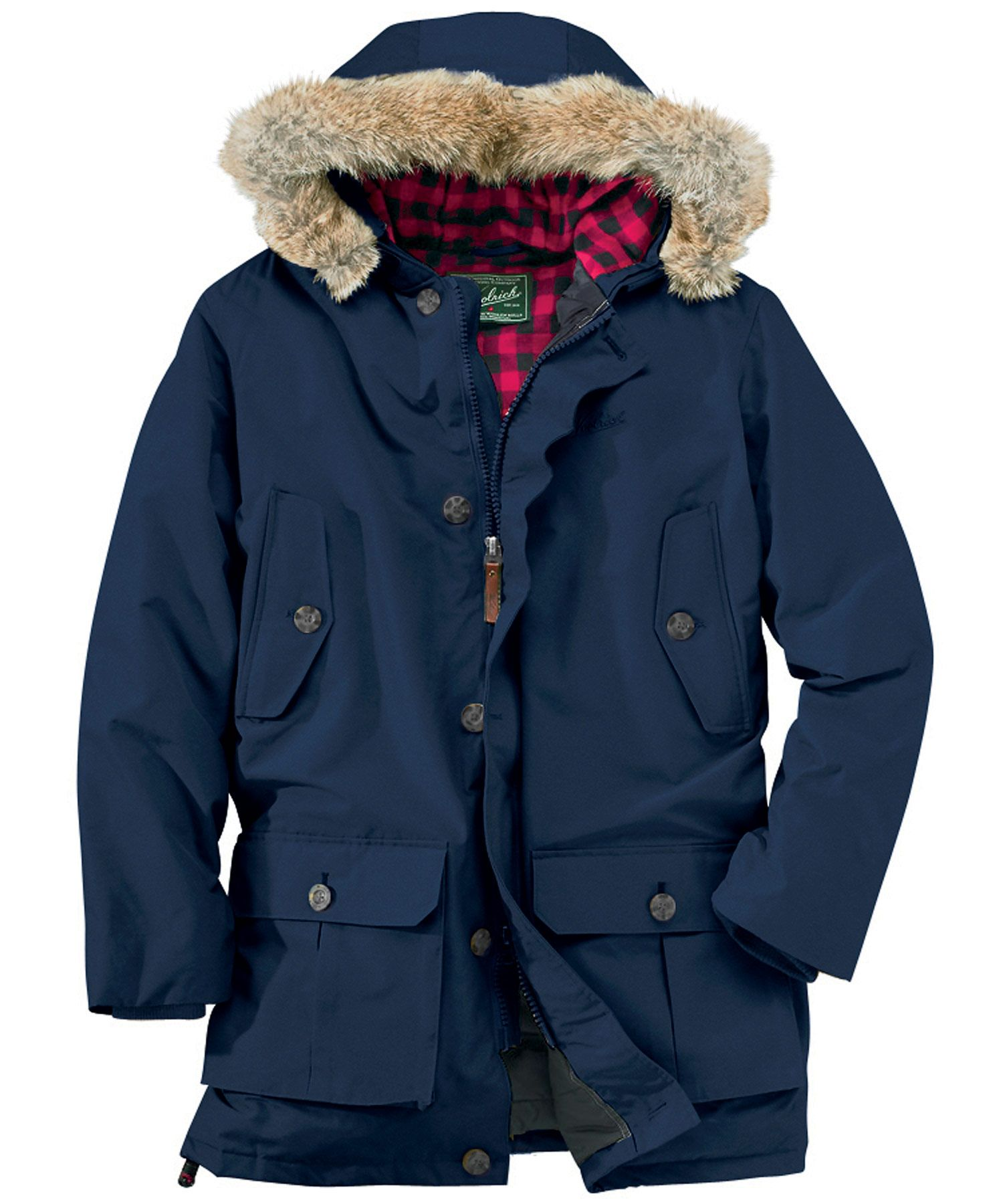 Men's Arctic Down Parka by WOOLRICH® The Original Outdoor