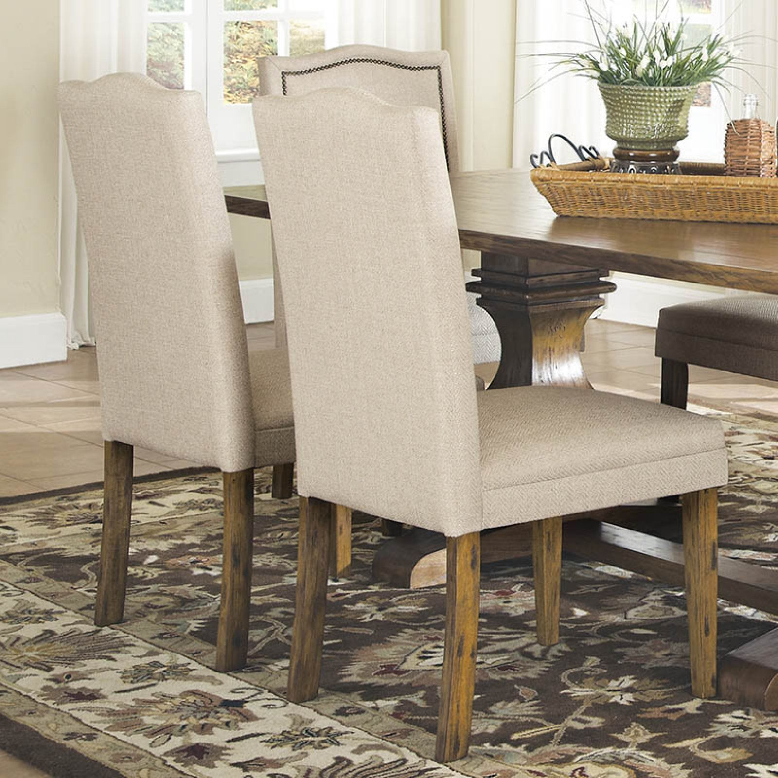 Coaster Furniture Parkins High Back Dining Side Chair ...