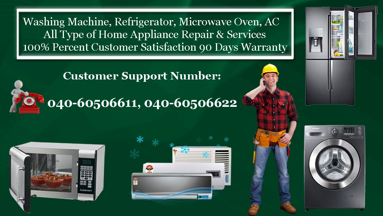 Microwave oven Service Center in Hyderabad. This center