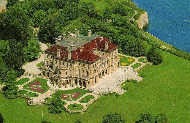 The Breakers, Newport, Rhode Island | Mansions, The breakers ...