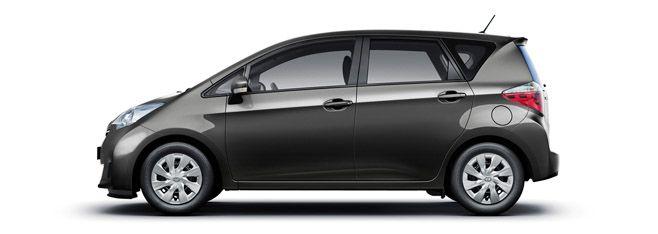 toyota verso-s | prezzi e dimensioni auto | pinterest | toyota