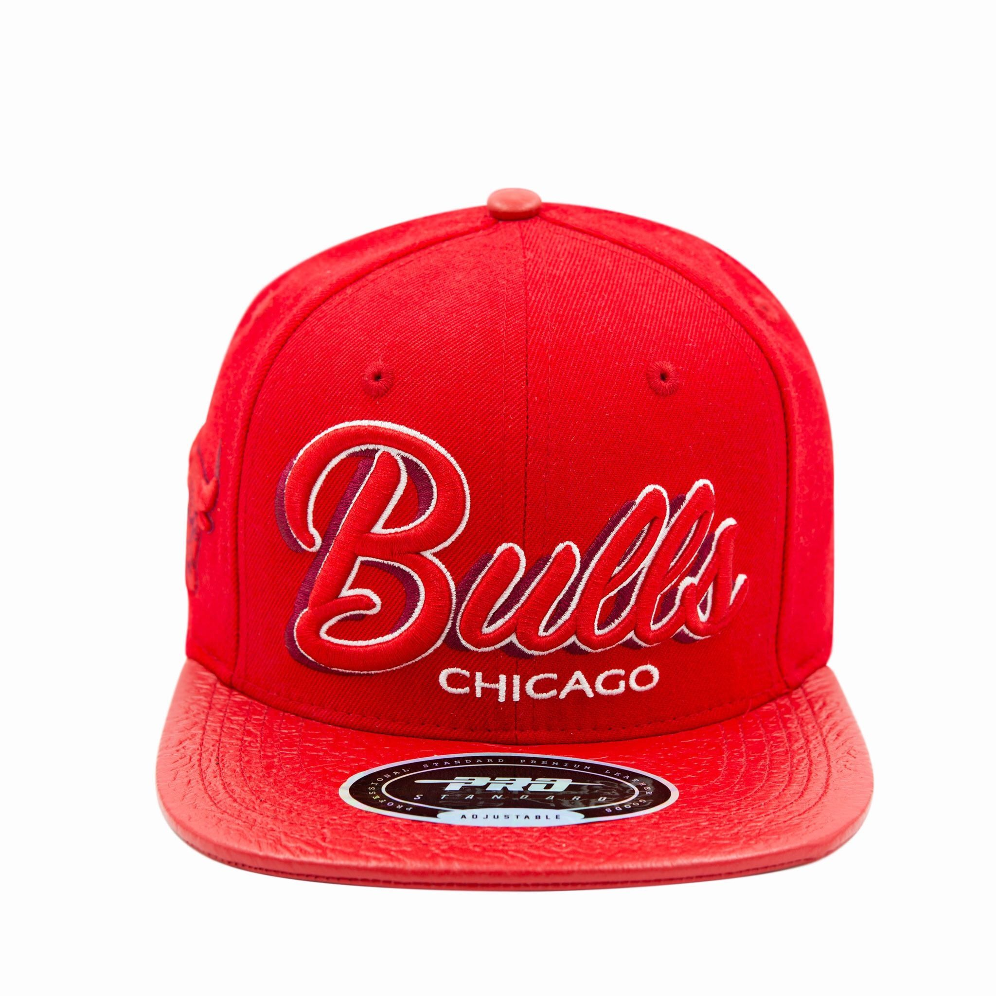 Pro Standard Chicago Bulls Drop Shadow Hat
