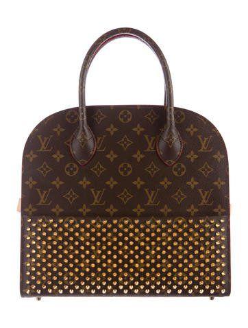 Louis Vuitton X Christian Louboutin Shopping Bag  LouisVuitton  lv  handbag 69faf05104cc6