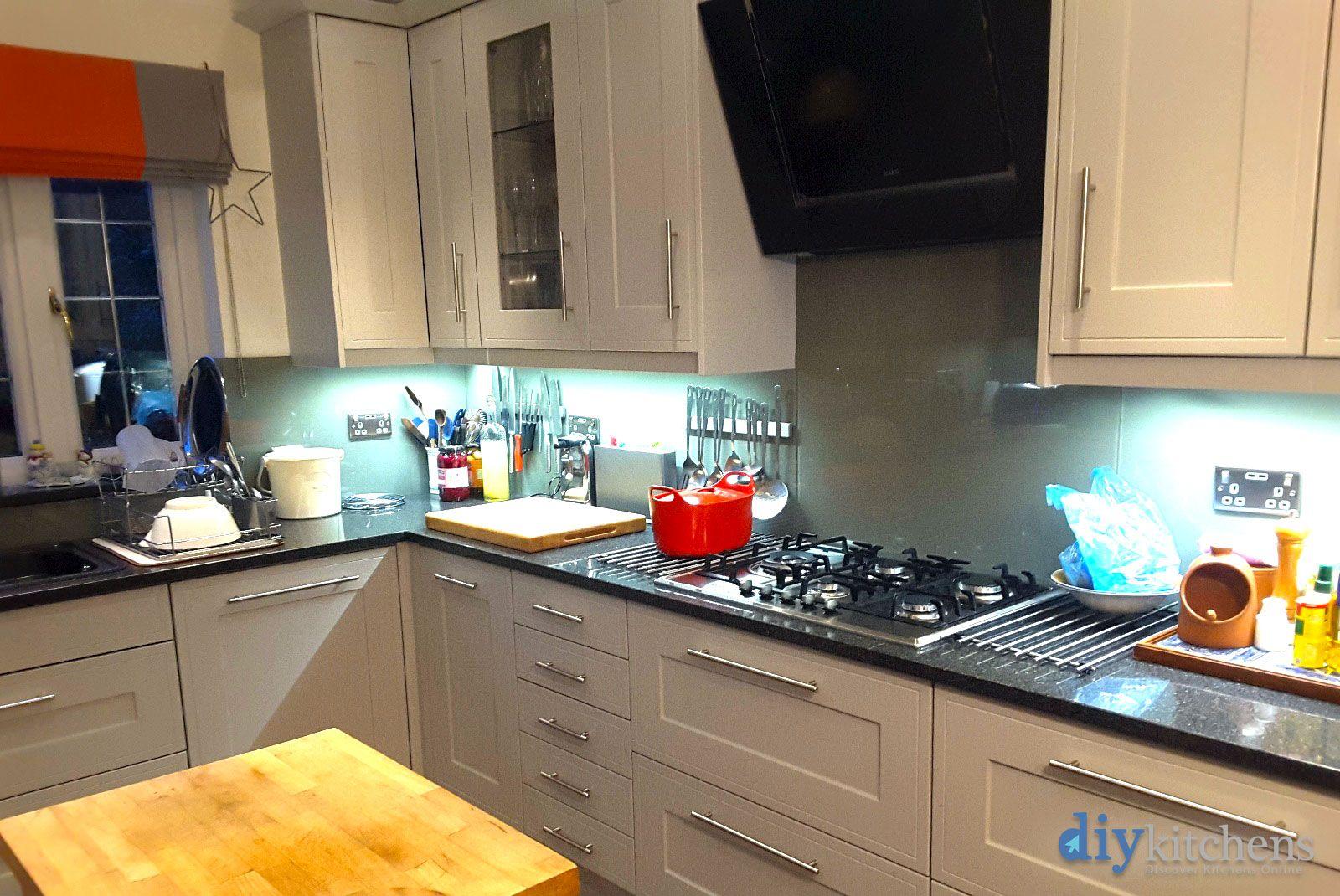 Innova Küche - An Innova Helmsley Bespoke Painted Inframe Kitchen