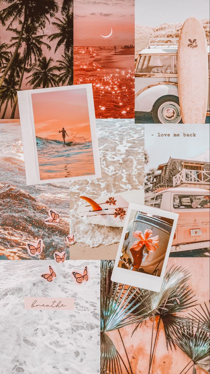 Pink Aesthetic collage   Iphone wallpaper tumblr aesthetic, Iphone ...