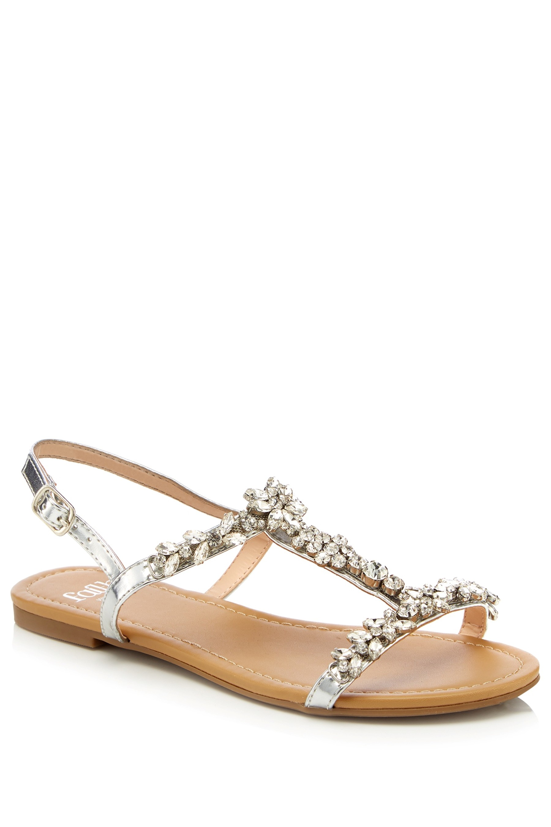 new style release date: good service Faith Wide Fit Flat Sandals | Flat sandals, Sandals, Pairs