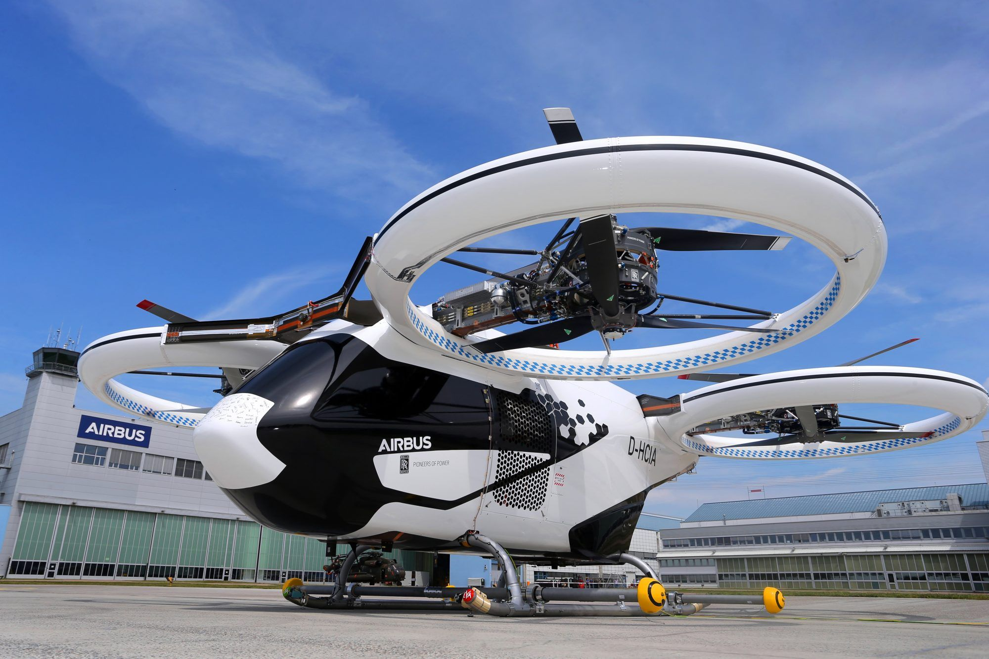 Airbus' 'Flying Taxi' Could Change How We Travel in Cities