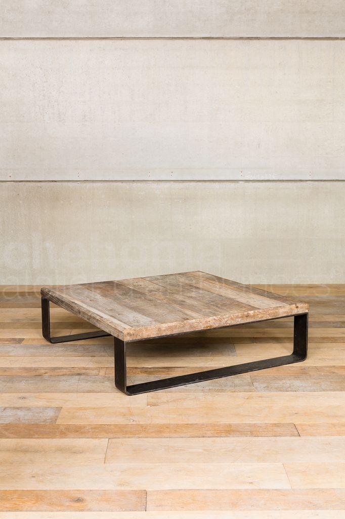 Table basse tables en 2019 mesas mesas ratonas et muebles - Chehoma table basse ...