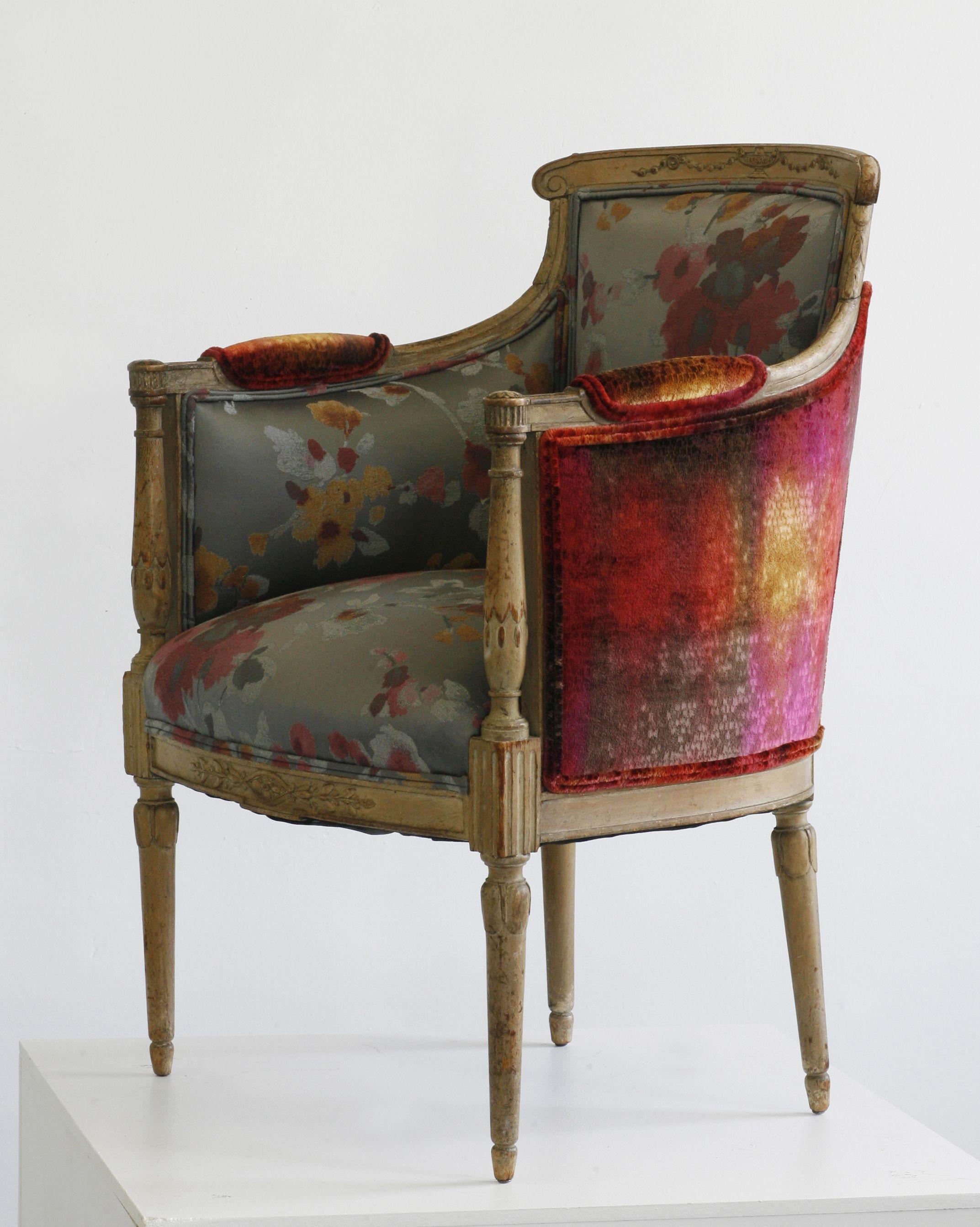 Wild Chairy All Things Garden Pinterest Sillas Restauraci N  # Muebles Becerra
