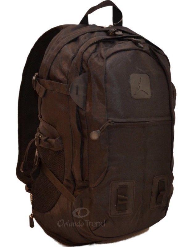 6152f52461387f Nike Air Jordan Backpack Black 15