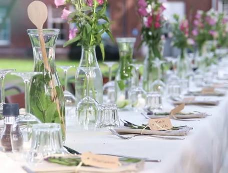 Beste Eten van een Lekkere Tafel | Bruiloft tabel instellingen, Tafel NX-61