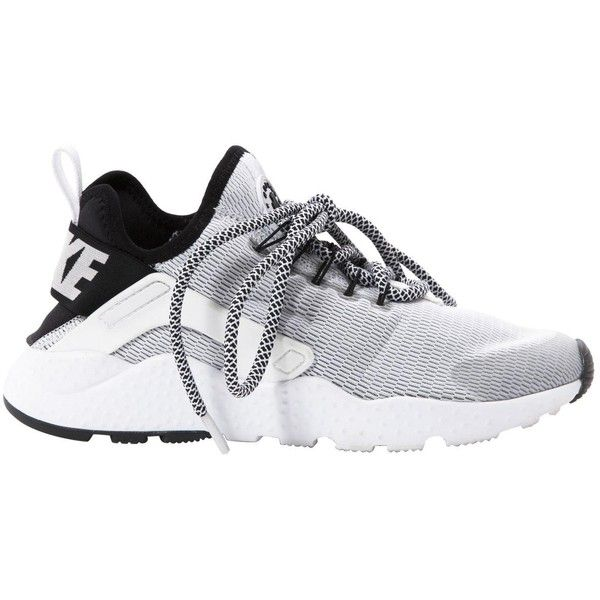 cheap for discount cb328 62925 Pre-owned Nike Huarache Cloth Trainers ( 140) ❤ liked on Polyvore featuring  shoes
