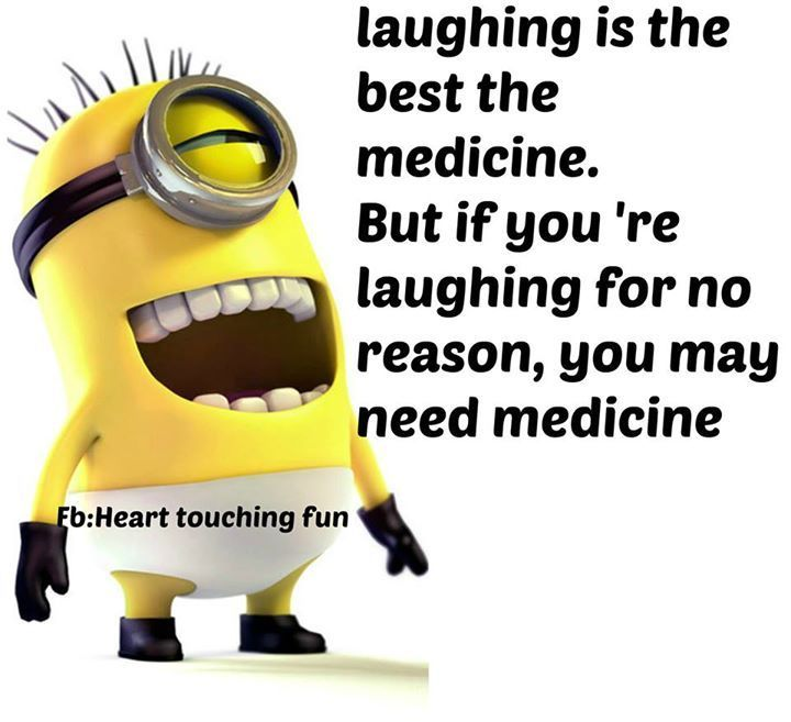 Laughing Is The Best Medicine Funny Quotes Quote Crazy Laugh