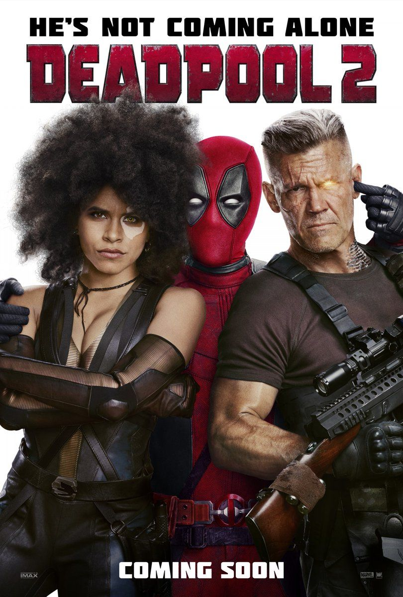 Deadpool 2 2018 Review Movie Reviews And Posters Pinterest