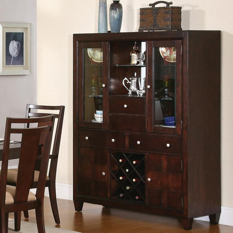 Wine Rack Above Cabinet Home Styles Above Cabinets