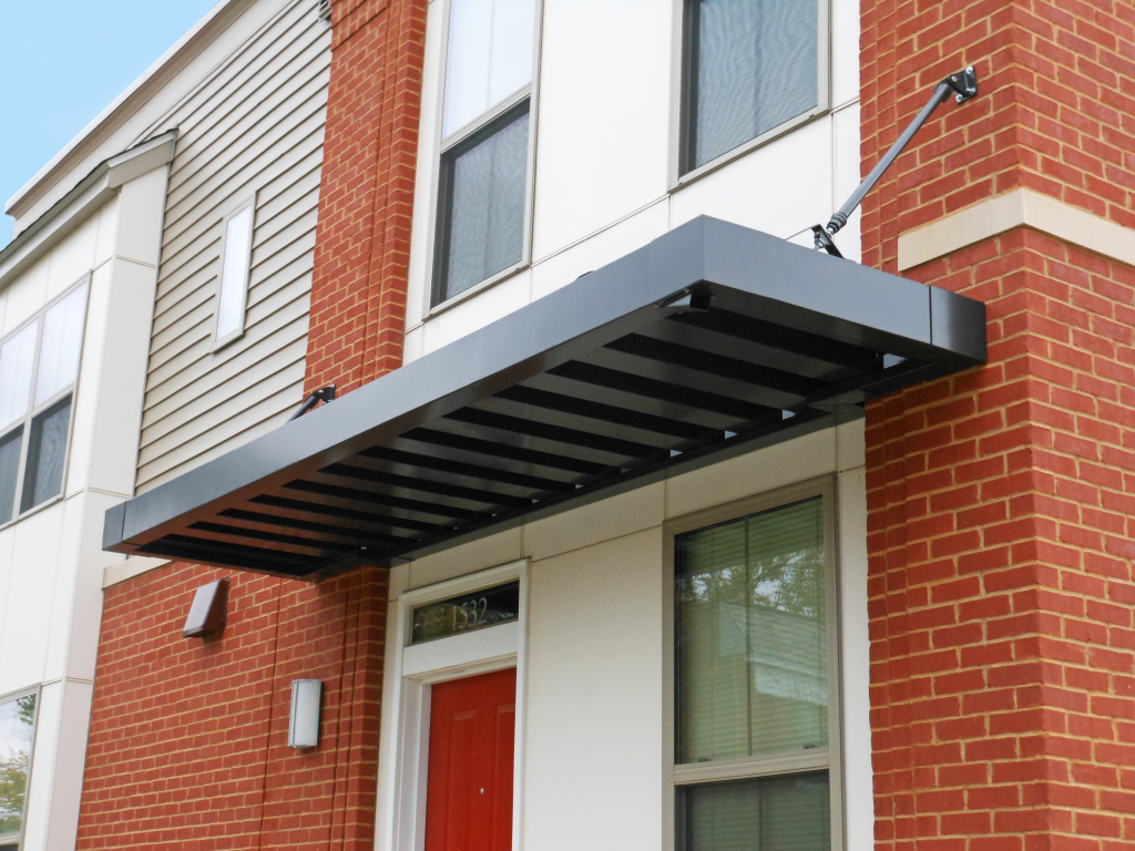 Exterior Window Awnings Commercial